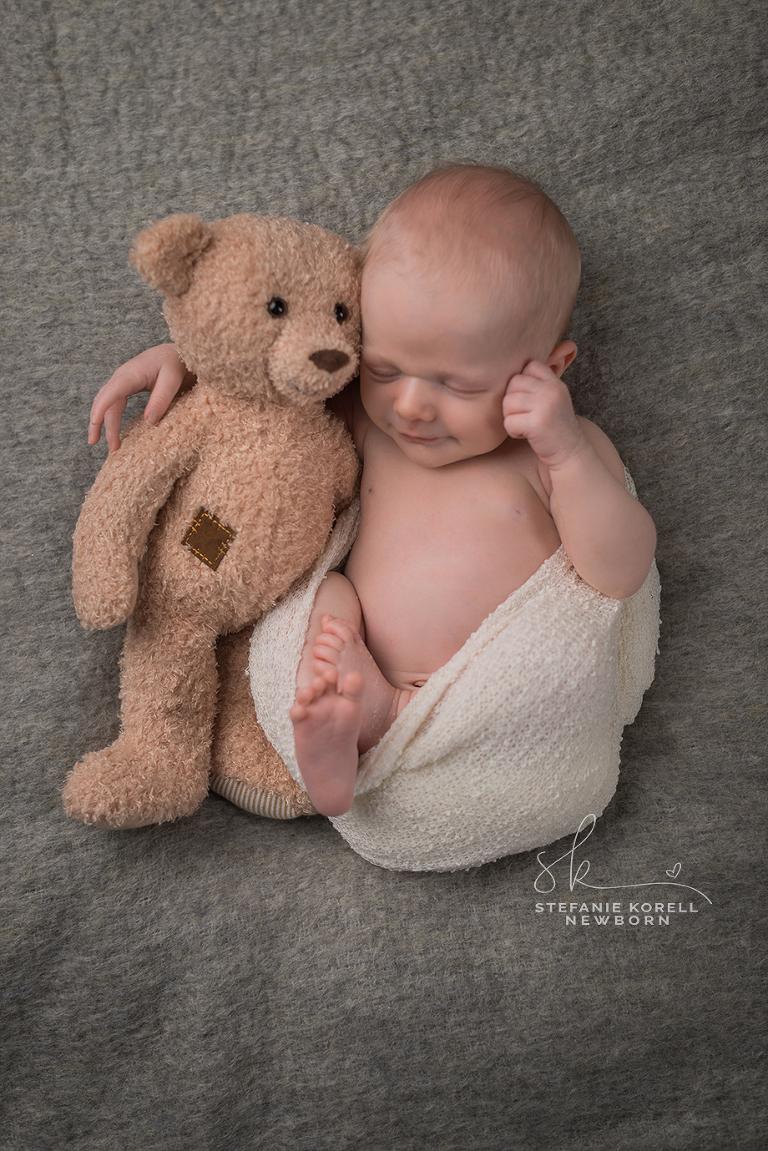 Neugeborenenfotografin Pforzheim Stefanie Korell Fotografie
